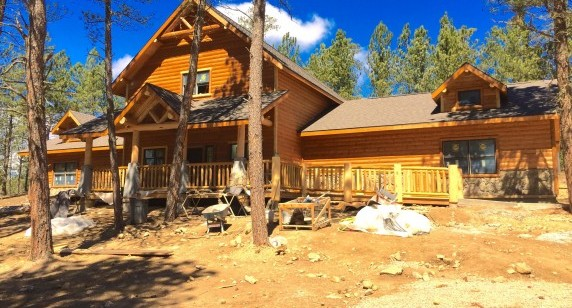 Cabins accommodations blue bell lodge lodges for Ponderosa cabins california