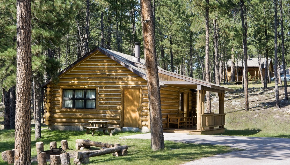 Cabins Accommodations Blue Bell Lodge Lodges