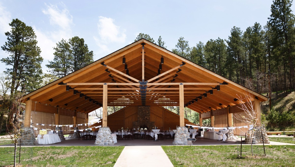 State Game Lodge Pavilion