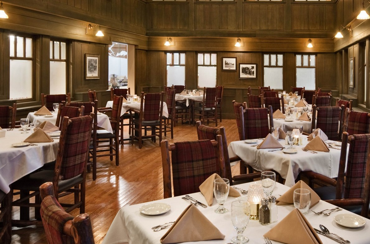 dining » state game lodge » lodges & cabins » custer state park resort