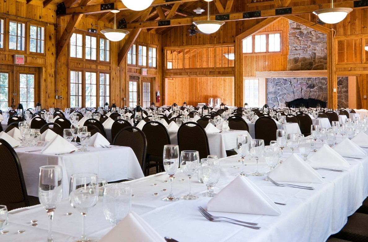 The Auditorium S Rustic Beauty Is A Perfect Setting For Banquet Or Wedding Reception