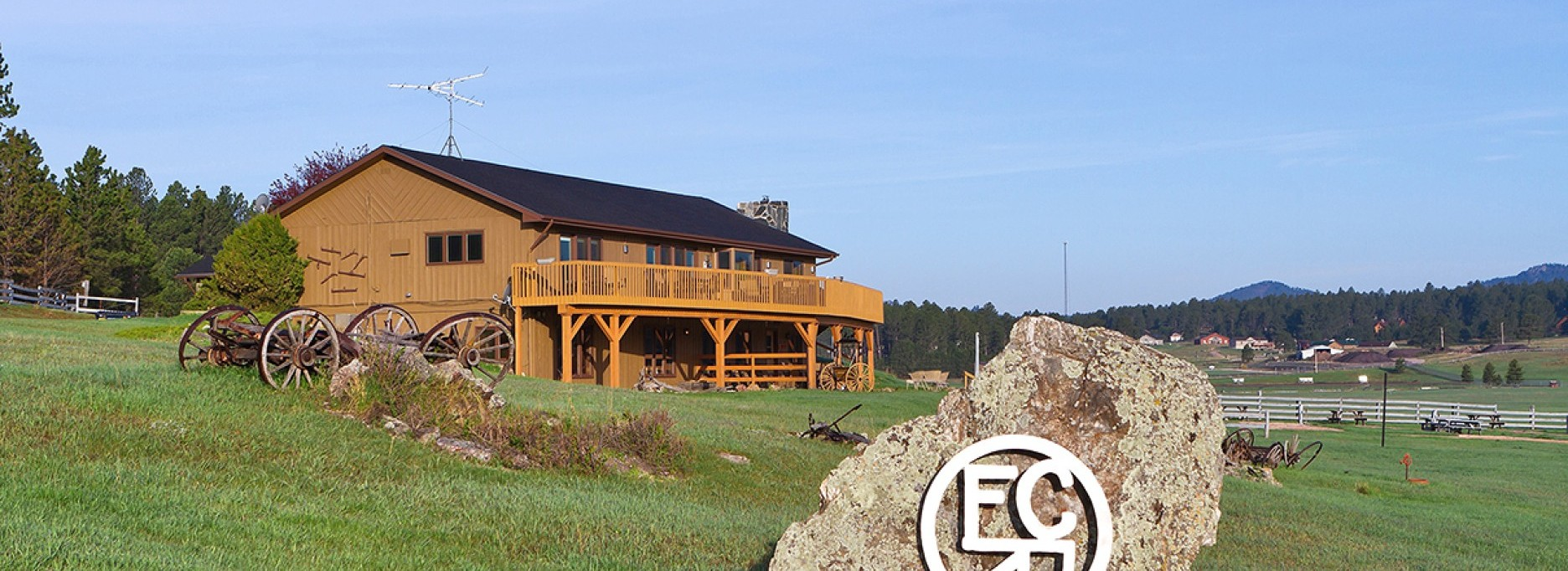 French Creek Ranch exterior